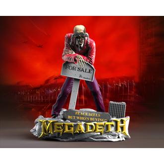 Statua/ Figurina (Decorazione) Megadeth - KNUCKLEBONZ - Pace Sells - VIC Rattlehead 2, KNUCKLEBONZ, Megadeth