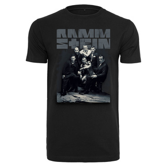 t-shirt metal uomo Rammstein - Band Photo - RAMMSTEIN, RAMMSTEIN, Rammstein
