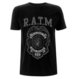 t-shirt metal uomo Rage against the machine - Grey Police - NNM, NNM, Rage against the machine