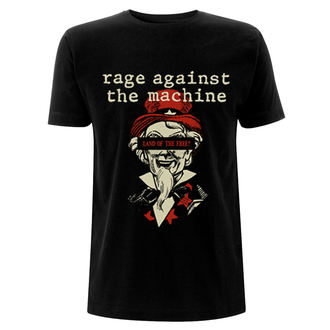 t-shirt metal uomo Rage against the machine - Sam - NNM, NNM, Rage against the machine