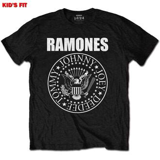 Maglietta da bambini Ramones - Presidential Seal - ROCK OFF, ROCK OFF, Ramones