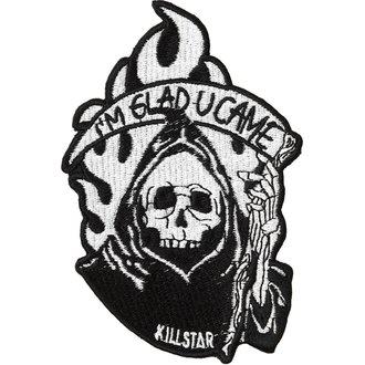 toppa da stirare KILLSTAR - Reaper, KILLSTAR