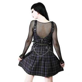 vestito KILLSTAR - Regan - TARTAN, KILLSTAR