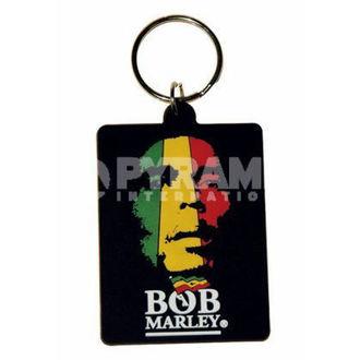 portachiavi (ciondolo) Bob Marley (Face) - PYRAMID POSTER, PYRAMID POSTERS, Bob Marley