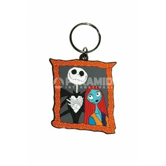 ciondolo The Nightmare Before Christmas (Jack & Sortita) - RK38063, NIGHTMARE BEFORE CHRISTMAS