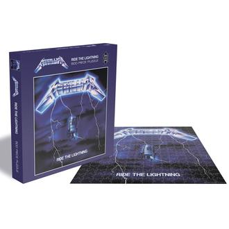 sega puzzle METALLICA - RIDE THE LIGHTNING - PLASTIC HEAD, PLASTIC HEAD, Metallica