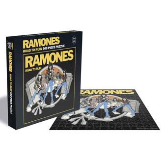 sega puzzle RAMONES - ROAD TO RUIN - PLASTIC HEAD, PLASTIC HEAD, Ramones
