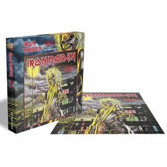 puzzle IRON MAIDEN - KILLERS - 500 JIGSAW PEZZI - PLASTIC HEAD, PLASTIC HEAD, Iron Maiden