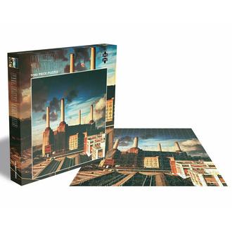 Jigsaw puzzle PINK FLOYD - ANIMALS - 1000 PEZZI - PLASTIC HEAD, PLASTIC HEAD, Pink Floyd