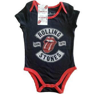 Body da bambini Rolling Stones - US Tour 1978- 1978 - ROCK OFF, ROCK OFF, Rolling Stones