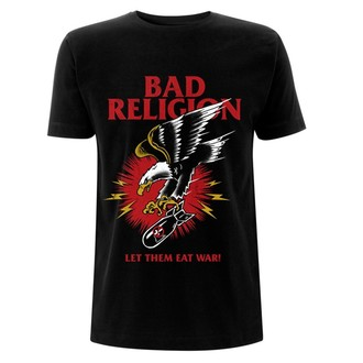 t-shirt metal uomo Bad Religion - Bomber - NNM, NNM, Bad Religion