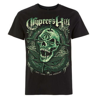 t-shirt metal uomo Cypress Hill - Fangs Skull - NNM, NNM, Cypress Hill