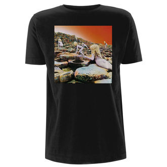 t-shirt metal uomo Led Zeppelin - HOTH ALBUM COVER - PLASTIC HEAD, PLASTIC HEAD, Led Zeppelin