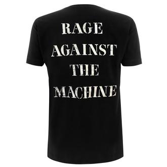 t-shirt metal uomo Rage against the machine - Molotov & Stencil - NNM, NNM, Rage against the machine