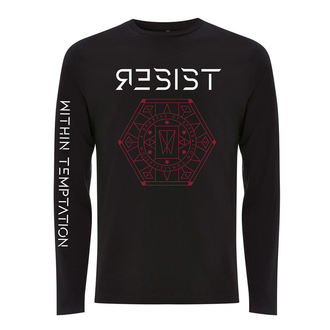 t-shirt metal uomo Within Temptation - Resist Hexagon - NNM, NNM, Within Temptation