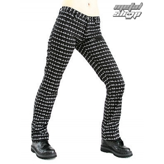 pantaloni donna Sektor 1 - S.Hipster Cardio Denim, SEKTOR 1