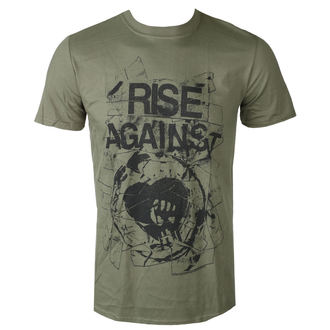 t-shirt metal uomo Rise Against - TAPE - PLASTIC HEAD, PLASTIC HEAD, Rise Against