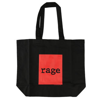 Borsa Rage Against the Machine - Red Square - Nero acquirente, NNM, Rage against the machine