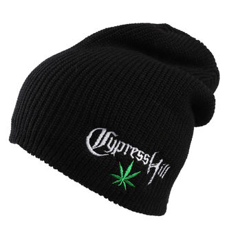 cappello Cypress Hill - Leaf Logo - Nero, NNM, Cypress Hill