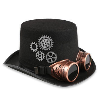 Cilindro cappello ZOELIBAT - Steampunk, ZOELIBAT