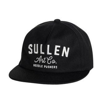 berretto SULLEN - VINTAGE - NERO, SULLEN