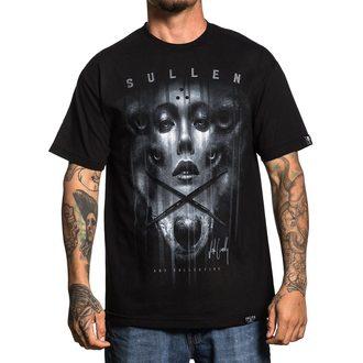 t-shirt hardcore uomo - JAK CONNOLLY - SULLEN, SULLEN