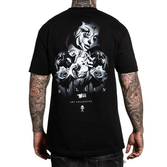 t-shirt hardcore uomo - COOL GRAY - SULLEN, SULLEN