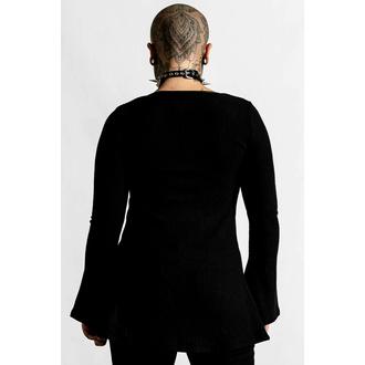 Maglietta da donna a maniche lunghe KILLSTAR - Scorpia - Nero, KILLSTAR
