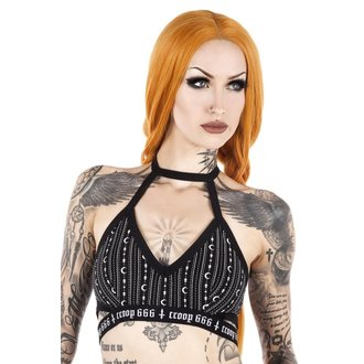Reggiseno KILLSTAR - Scout Troop 666 - Nero, KILLSTAR