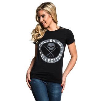 t-shirt hardcore donna - BADGE OF HONOR - SULLEN, SULLEN