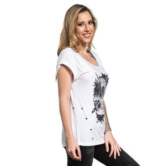 t-shirt hardcore donna - LOVE LACE - SULLEN, SULLEN