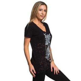 t-shirt hardcore donna - HOUR GLASS - SULLEN, SULLEN