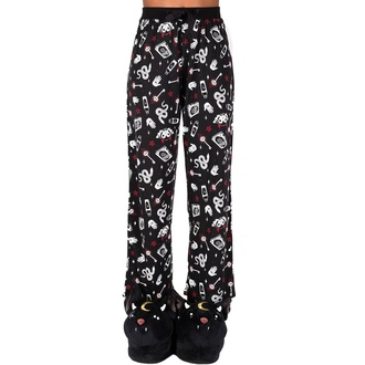 Pantaloni da donna (pigiama) KILLSTAR - See U In Hell, KILLSTAR