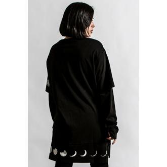 Maglietta unisex a maniche lunghe KILLSTAR - Shine Bright 2-Layer - Nero, KILLSTAR