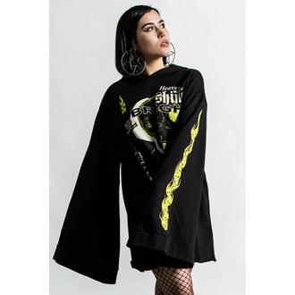 Felpa unisex KILLSTAR - Shine Bright - Nero, KILLSTAR