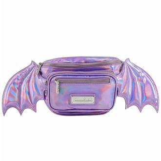 Marsupio (borsa) KILLSTAR - Sickly Sweet - Holographic Lilac, KILLSTAR
