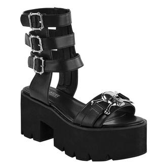Cuneo scarpe da donna - KILLSTAR, KILLSTAR