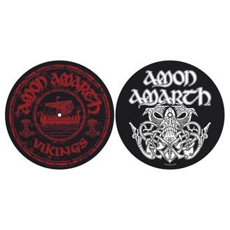 Grammofono pastiglie (set 2 pezzi) Amon Amarth - Vikings - RAZAMATAZ, RAZAMATAZ, Amon Amarth