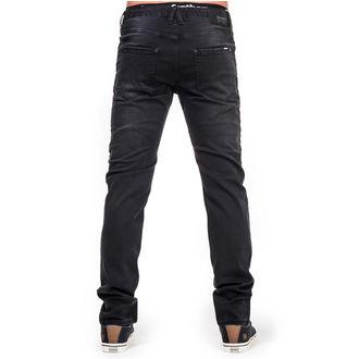 Pantaloni Uomo (Jeans) HORSEFEATHERS - FLIP DENIM - LAVATO NERO, HORSEFEATHERS