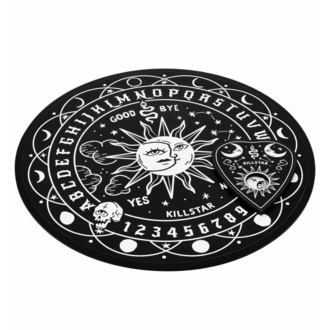 Tavola spiritica KILLSTAR - Spiritus Round - NERO, KILLSTAR