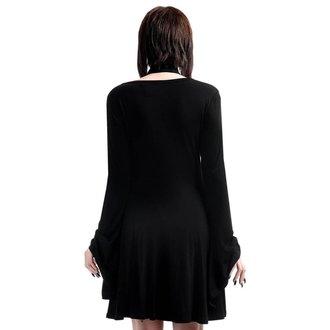 Vestito donne KILLSTAR - Spyda Lace-Me-Up - Nero, KILLSTAR