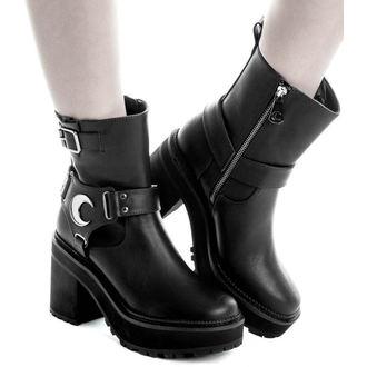 scarpe con cuneo donna - STARLIGHT BIKER - KILLSTAR, KILLSTAR