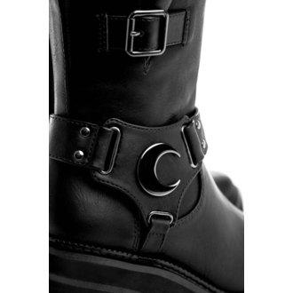 scarpe con cuneo donna - STARLIGHT BIKER - KILLSTAR