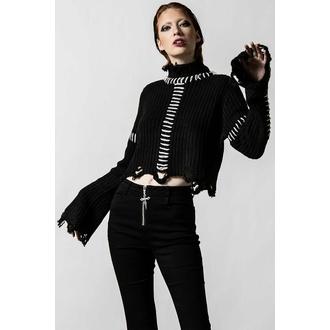 Maglione da donna KILLSTAR - Punti maglia - Nero, KILLSTAR
