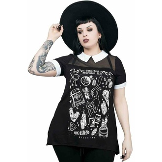 Maglietta da donna KILLSTAR - Survival Kit Collar - NERO, KILLSTAR