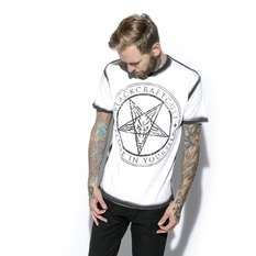 t-shirt uomo - Satanic Seam - BLACK CRAFT, BLACK CRAFT