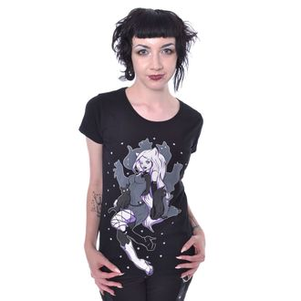 t-shirt donna - SHADOW CAT - CUPCAKE CULT, CUPCAKE CULT