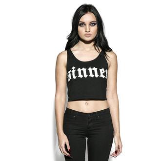 top donna BLACK CRAFT - Sinner, BLACK CRAFT