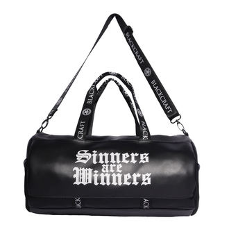 Borsa da palestra BLACK CRAFT - Sinners Are Winners, BLACK CRAFT
