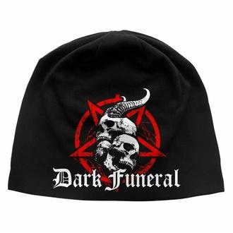 Berretto DARK FUNERAL - SKULLS & PENTAGRAM - RAZAMATAZ, RAZAMATAZ, Dark Funeral